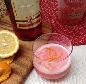 Campari & Blood Orange